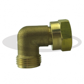 Regulator Inlet Angle Elbow - W20
