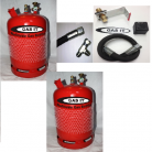 GAS IT 11kg TWIN Bottle Kit - In Locker Fill
