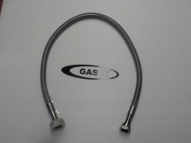 GAS IT 0.7mtr Fully Stainless Steel Pigtail 21.8 L/H x W20