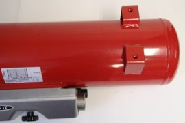 230 x 38 ltr GAS IT Horizontal Vapour tank WITH FEET
